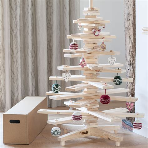 elle decoration uk christmas tree alternatives