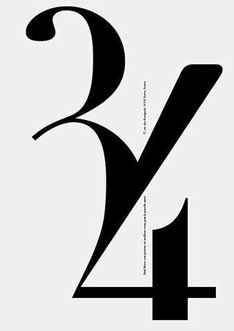 160 best images about Calligraphy......Numbers on