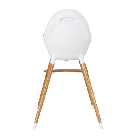 new childcare timber baby feeding high chair 095100 018