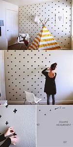Best ideas about washi tape wall on