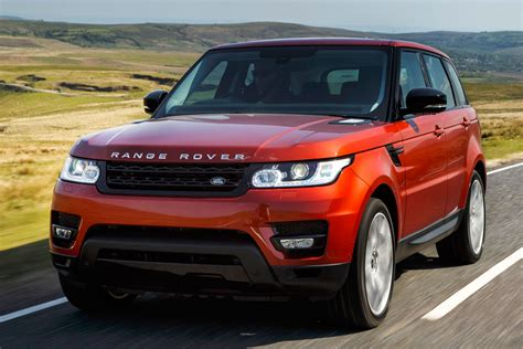 Land Rover Range Rover Sport 5.0 V8 Supercharged Hse
