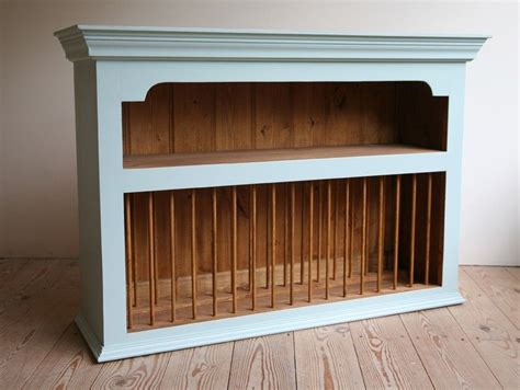 farrow ball bespoke painted moore plate rack   sizes plate rack wall cabinet plate
