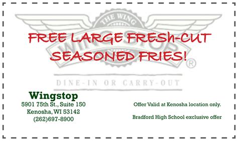 promo codes coupons for wingstop 2017 coupons 2017 mega