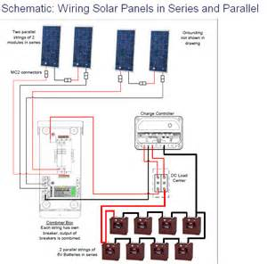 similiar solar panels parallel vs series keywords rv solar panel wiring diagram schematic wiring solar panels