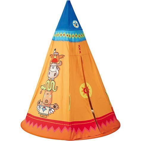 Spiel Tipi Kinderzimmer by Haba 8061 Spielzelt Tipi Indianer Haba Mytoys