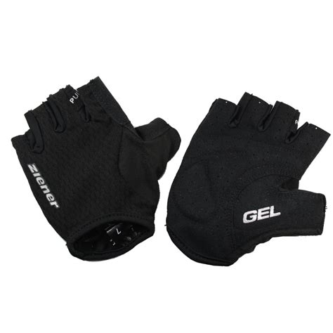 gants cuisine anti chaleur mitaines de vélo homme noir caero ziener tous les gants