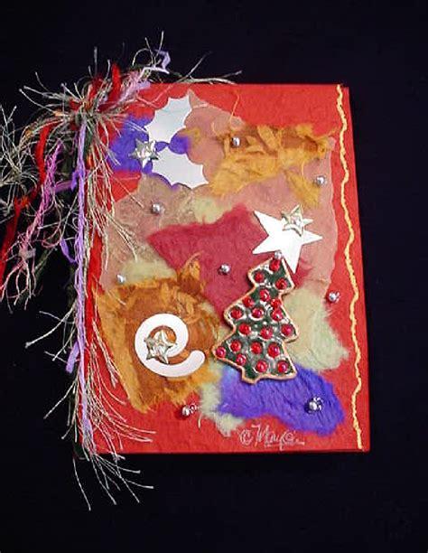 christmas handmade  cards