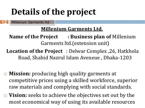 Project Businesss Plan