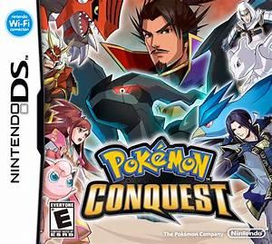 Pokémon Conquest - Bulbapedia, the community-driven ...