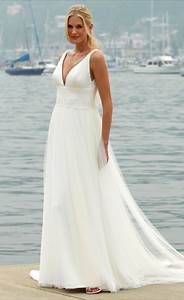 simple wedding dress for beach wedding With simple wedding dresses for the beach