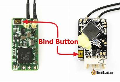 Bind Frsky Receiver Taranis Button Xsr Xm