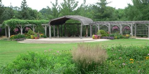 klehm arboretum botanic garden weddings