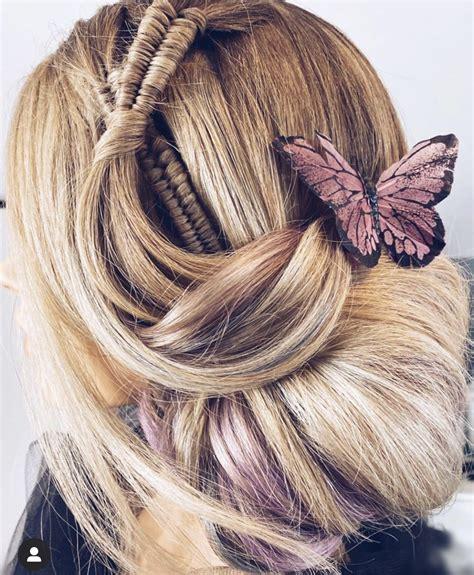 Low Bun in 2020 High fashion hair Fall hair trends