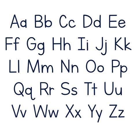 printable manuscript alphabet chart printableecom
