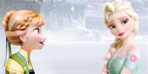 frozen fever siap menemui  kangen sama elsa  ana
