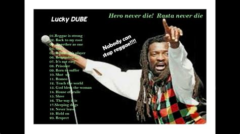 Your amazon music account is currently associated with a different marketplace. top 20 greatest reggae music by lucky dube - YouTube