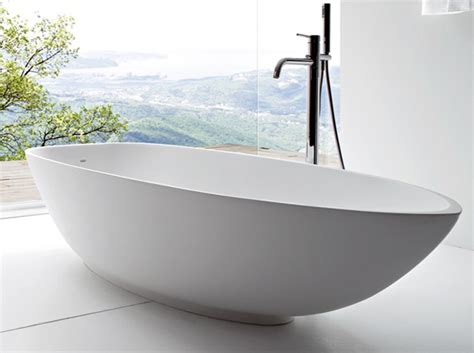 Modern Bathroom Designs From Rexa by Contemporary Bathtub With Japanese Philosophy From Rexa