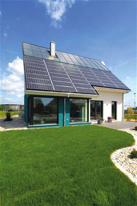 Der Traum Vom Unabhängigen Leben Energieautarke Häuser