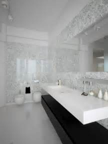 white bathroom designs black white contemporary bathroom design interior design ideas