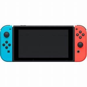 Nintendo Switch Neon Blue Neon Red