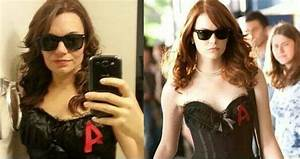 Emma Stone in Easy A costume! | Genius | Pinterest | Emma ...