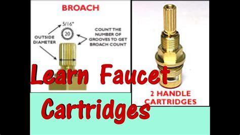 Repair Faucet 1/4 Turn Ceramic Cartridge Drip   YouTube