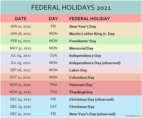 public holidays calendar   printable calendar templates