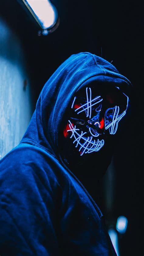 purge led mask  wallpapers hd wallpapers id