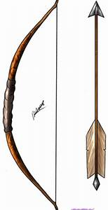 Native American Bow And Arrow Clipart (14+)