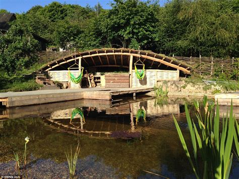 The Environmentallyfriendly 'swimming Ponds' Sweeping The