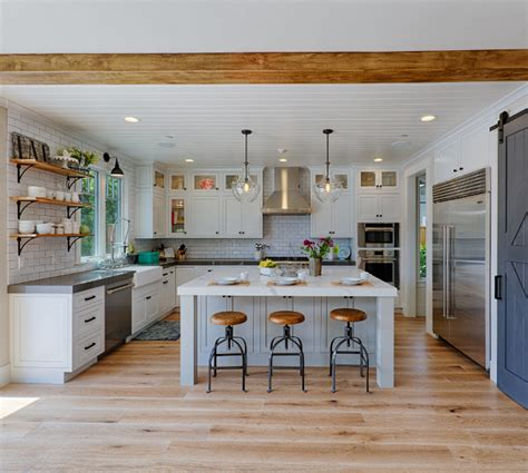 painting non wood kitchen cabinets modern farmhouse design style 7350