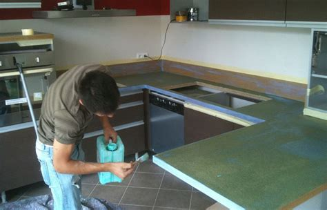 peindre plan de travail cuisine peindre un plan de travail de cuisine comment peindre