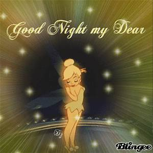 Good night my dear friend Picture #128706985 | Blingee.com