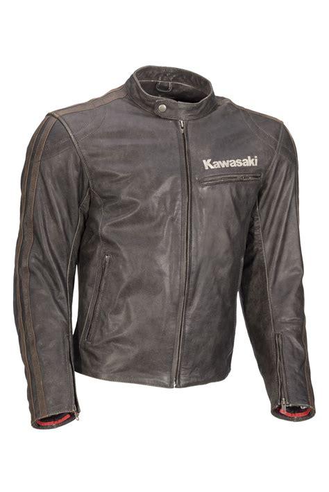 kawasaki riding jacket clothing