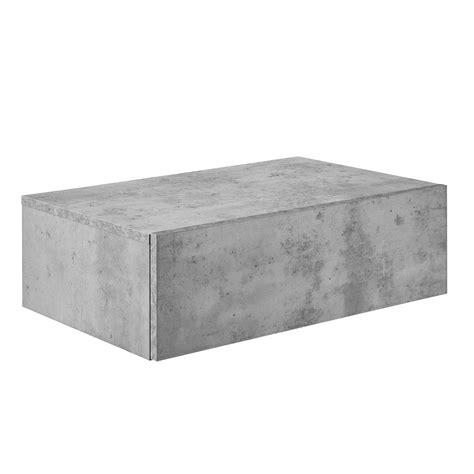 lade speciali en casa 174 4 x mensola da parete con cassetto in 4