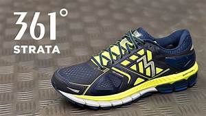 Running Shoe Overview  361 Strata
