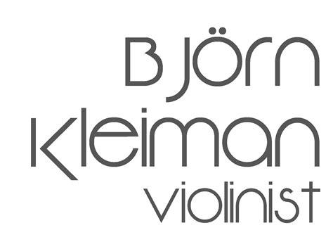 Bjorn Kleiman