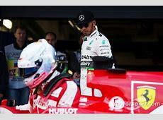 F1 Ferrari NYSERACE Confirms Lewis Hamilton on the