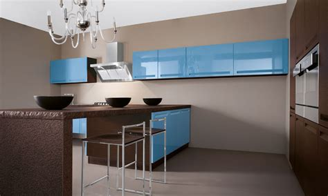 santos cuisine une touche de bleu dans la cuisine inspiration cuisine