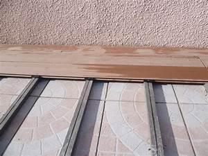 Pose Lame Terrasse Composite : poser lame composite par chance je nu0027ai pas eu ~ Premium-room.com Idées de Décoration