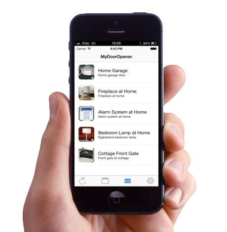 iphone garage door opener best iphone app for garage door opener specs price