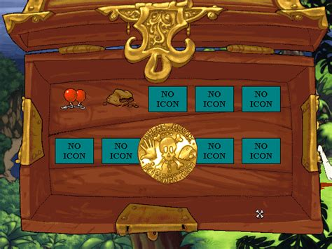 Ags Templates Verb Coin by P Monkey Island 3