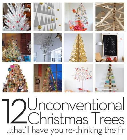 unconventional christmas trees 17 best images about alternative holiday decoration on pinterest trees nativity scenes and