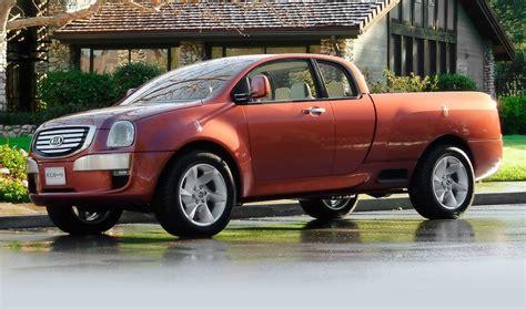 kia pickup truck concept specs hybrid  pickup