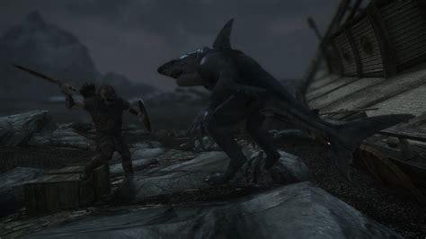 Wereshark Attack At Skyrim Nexus