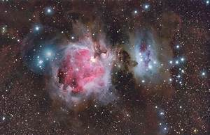 Thor's Helmet Nebula High Resolution - Pics about space