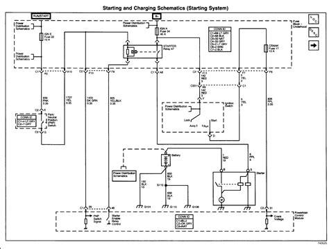 2005 Chevrolet Trailblazer Wiring Schematic by I A 2002 Trailblazer And It Wont Start The Key Turns