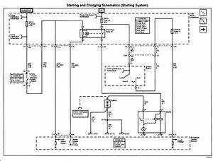 2008 Chevy Trailblazer Starter Wiring Diagram
