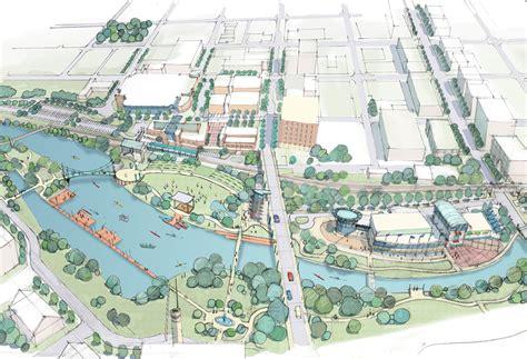 jamestown waterfront  urban design plan