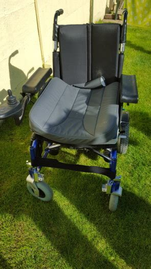 wheeltech energi electric wheelchair for sale for sale in